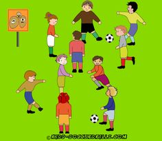Passing - Hot Potatoes - Kids Soccer - Soccer drills for kids from U5 to U10 - Soccer coaching with fantasy