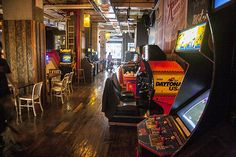 """Montreal To Get Its First-Ever """"Arcade bar""""? 
