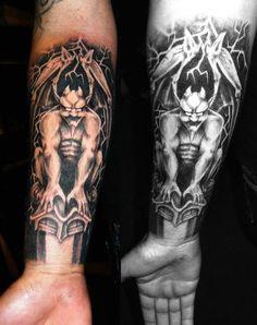 gargoyle tattoo - Google Search
