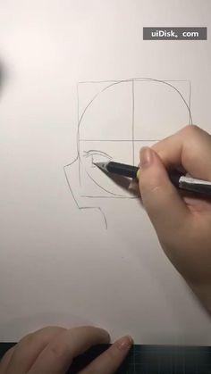 Anime Drawings Sketches, Pencil Art Drawings, Cool Art Drawings, Manga Drawing, Wie Zeichnet Man Manga, Body Drawing Tutorial, Art Drawings Beautiful, Art Inspiration Drawing, Digital Art Tutorial