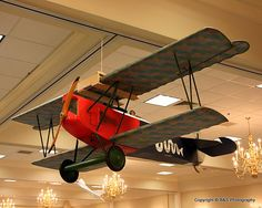 Airplane decor ideas for Sky VBS.