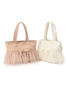 Cute in white. I guess i need a big bag. All of mine are tiny.