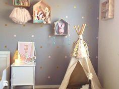 Pokój dziecka styl Skandynawski - zdjęcie od MartaWieclawDesign