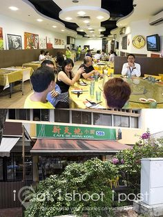 This delightful little eatery serves up some excellent local style dishes with a Hong Kong flavour. Its one of the regular places amongst our makan kakis.