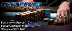 Luxypoker99 meemberi tahu berbagai macam judi kartu dalam melakukan permainan poker online uang asli , judi kartu kombinasi dalam permainan poker online.