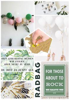 Birthday Moodboard #moodboard #birthday #moodboards #geburtstag #gifts #giftideas #unicorn #candles #birthdayparty #birthdaymood #quote #happybirthday #geburtstagsparty #radbag #yay #partytime #blogparade #blogger #blogging #blog