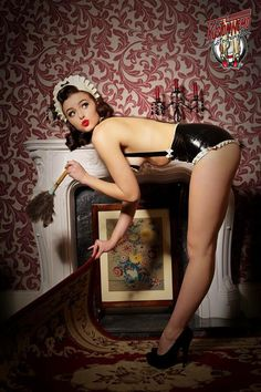 Real Pin-Up Girls