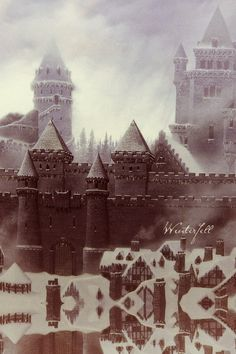 Winterfell ~ A Song of Ice and Fire