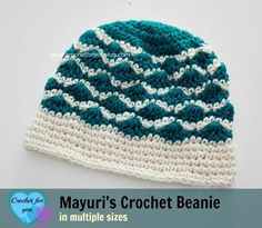 Mayuris Crochet Beanie | FaveCrafts.com