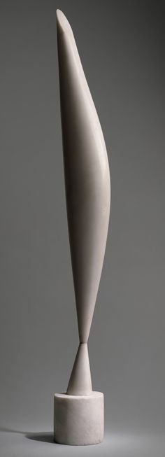 Constantin Brancusi: Bird in Space (1996.403.7ab) | Heilbrunn Timeline of Art History | The Metropolitan Museum of Art