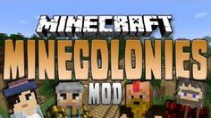 New post (MineColonies Mod 1.6.4) has been published on MineColonies Mod 1.6.4  -  Minecraft Resource Packs