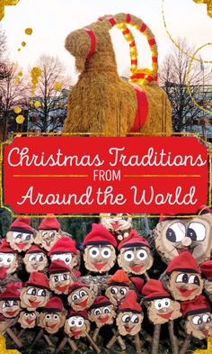 11 Christmas traditions from around the world we should all adopt immediately 11 Weihnachtstraditionen aus aller Welt, die wir alle sofort annehmen sollten … Christmas Traditions Kids, Christmas Events, Office Christmas, Christmas Books, Christmas Activities, Christmas Holidays, Christmas Decorations, Christmas Ideas, Mexican Christmas