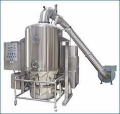 Fluid bed dryer or fluidized bed dryer is extensively used in pharmaceutical industries to extract moisture out of pharmaceutical powders and granules. Fluidized Bed, Making Machine, Espresso Machine, Cleaning, Division, Powder, Engineering, Dairy, Tecnologia
