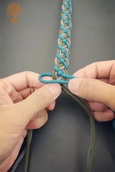 Creative Rope Crafts - DIY Creative Rope Crafts - DIYYou can find Paracord bracelets and more on our website. Diy Crafts Hacks, Rope Crafts, Diy Crafts For Gifts, Diy Home Crafts, Yarn Crafts, Diy Crafts Videos, Creative Crafts, Handmade Crafts, Sewing Crafts