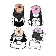 im really bad at drawing hats