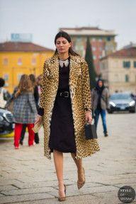 STYLE DU MONDE / Milan Fashion Week FW 2016 Street Style: Giovanna Battaglia Engelbert  #Fashion, #FashionBlog, #FashionBlogger, #Ootd, #OutfitOfTheDay, #StreetStyle, #Style