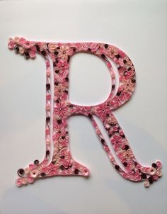 R in quilling