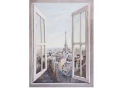 Cuadros decoración - Paris Painting, Furniture, Home Decor, Products, Shop, Open Window, Wall Canvas, Decorations, Search