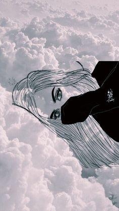 Sleeping on clouds ☁️ 💤 Tumblr Wallpaper, Lock Screen Wallpaper, Iphone Wallpaper, Phone Backgrounds, Wallpaper Backgrounds, Photo Swag, Tumblr Outline, Image Swag, Image Tumblr