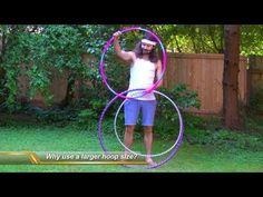 Hoopsmiles Beginner Hula Hoop Tricks Hooping Tutorials (playlist)