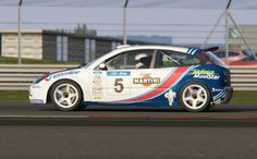 Assetto Corsa - WRC Ford Focus R 2001 at Silverstone