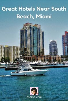 Explore Miami's South Beach coast and expect truly marvelous views of the ocean! Stay in to some of its Great Hotels Near South Beach, Miami. Check it here!