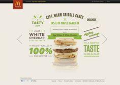 EGG WHITE DELIGHT on Web Design Served