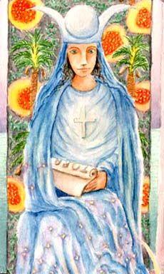 Não de amor Leituras de taro, uma sacerdotisa PODE serviços hum Símbolo de Segredos ocultos, potenciais e Espiritual UO psíquica habilidades inexplorada ...