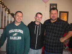 Three of my nephews.