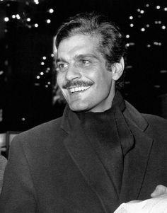 Omar Shariff. 1932 - 2015