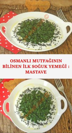 The First Known Cold Meal of Ottoman Cuisine: Mastave Turkish Recipes, Italian Recipes, Ethnic Recipes, Turkey Today, Grand Kitchen, Turkish Sweets, Turkish Kitchen, Fresh Fruits And Vegetables, Cold Meals