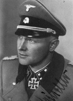SS-Obersturmbannführer Spindler