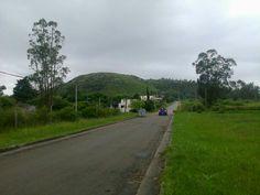 Hoy, mientras la lluvia llegaba otra vez a Piriapolis