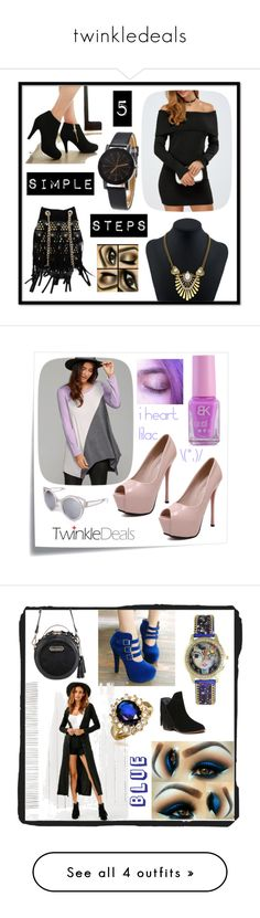 """""""twinkledeals"""" by beanpod ❤ liked on Polyvore featuring vintage and Post-It"""