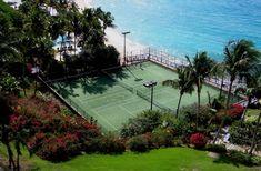 Tennis life in St. Thomas, U.S. Virgin Islands