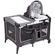 Baby Trend Go-Lite ELX Nursery Center - Drip Drop