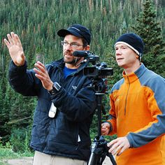 Adventure Filmmaking class! Three time Emmy Winner and internationally renowned director, Michael Brown, will teach you everything you need to know about adventure film making in the beautiful mountains of Colorado.