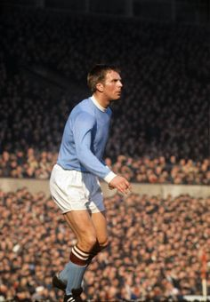 Alan Oakes Manchester City 1969