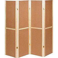 Folding Pegboard Display Craft Display 4 Panel Folds Flat H Peg Board Pegboard Display, Sign Display, Wood Display, Display Shelves, Display Ideas, Booth Ideas, Display Stands, Display Cases, Vendor Displays