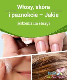 Włosy, skóra i #paznokcie – Jakie jedzenie im służy?  Czy wiesz, że #marchewki nie tylko nadadzą Twojej skórze ładny kolor, ale także #odżywią ją i zregenerują? W naturalny sposób #wspomagają także regenerację i porost włosów.