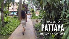Travel to Pattaya Koh Samui, Pattaya, Travel Ideas, Night Life, Island, Beach, Block Island, The Beach, Seaside