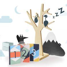 From Scandiførnia: Offrez une boîte à cadeaux design!