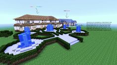 nice Cool Houses Minecraft Project