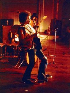 Jimi Hendrix HAMBURG-11.JAN.69