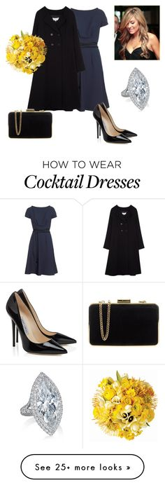 """""""Duchess at Event outside of London"""" by royal-fashion on Polyvore featuring Azzaro, Gérard Darel, MICHAEL Michael Kors and Jayson Home"""