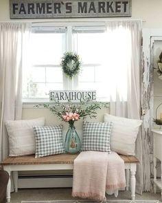 Cool Farmhouse Living Room Decor Ideas 26