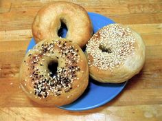A Dozen Simple Bagels: step-by-step directions and tips.
