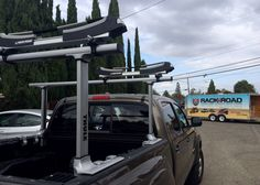 Rack N Road is the largest retailer of bike racks, car roof racks, bicycle racks, cargo carriers and trailer hitches of all popular brands including Yakima, Thule & Inno. Toyota Trd Pro, 2012 Toyota Tacoma, Bike Trailer, Trailer Hitch, Car Roof Racks, Bicycle Rack, Truck Camping, Taxi, Cars