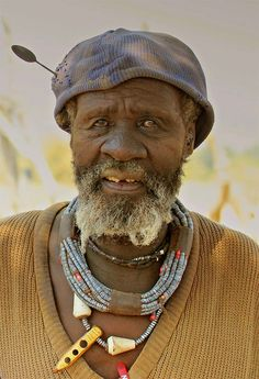 A Himba Chief Namibia BelAfrique - Your Personal Travel Planner www.belafrique.co.za