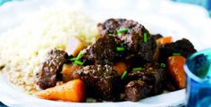 Unsure how to use Pickled Walnuts...This recipe from SimplyBeefandLamb have put together a lovely dish. Spiced Braised Beef with Celeriac and Pickled Walnuts